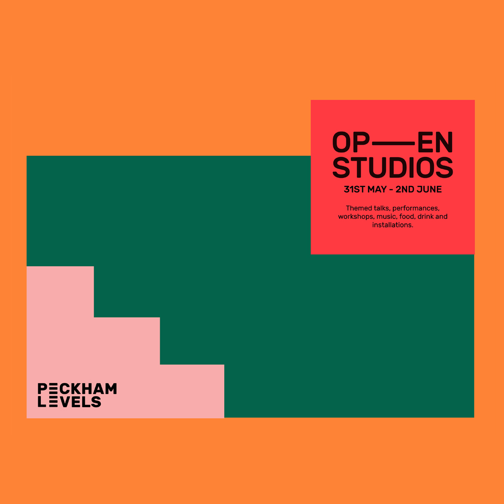 SAVE THE DATE, OPEN STUDIOS ARE BACK!