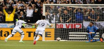 LA Galaxy chase Vancouver and lose the match 2 – 0