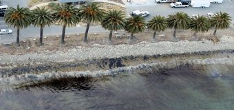 Oil spill in Santa Barbara threatens California coastal cities