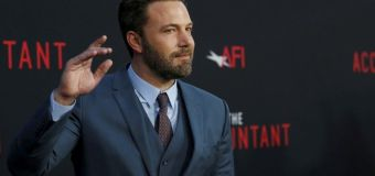 Ben Affleck Talks about his Latest film, The Accountant