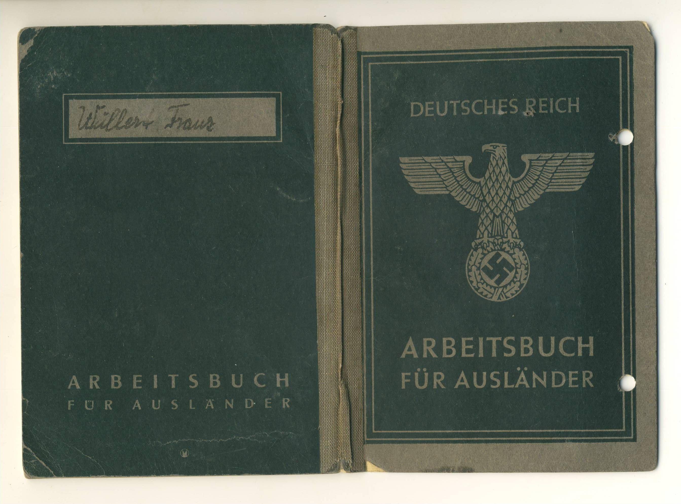 Ww2 Concentration Camp Kl Original Items