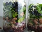 bar harbor mason jar salad