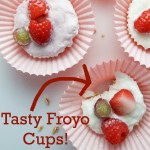 Healthy Froyo Cups