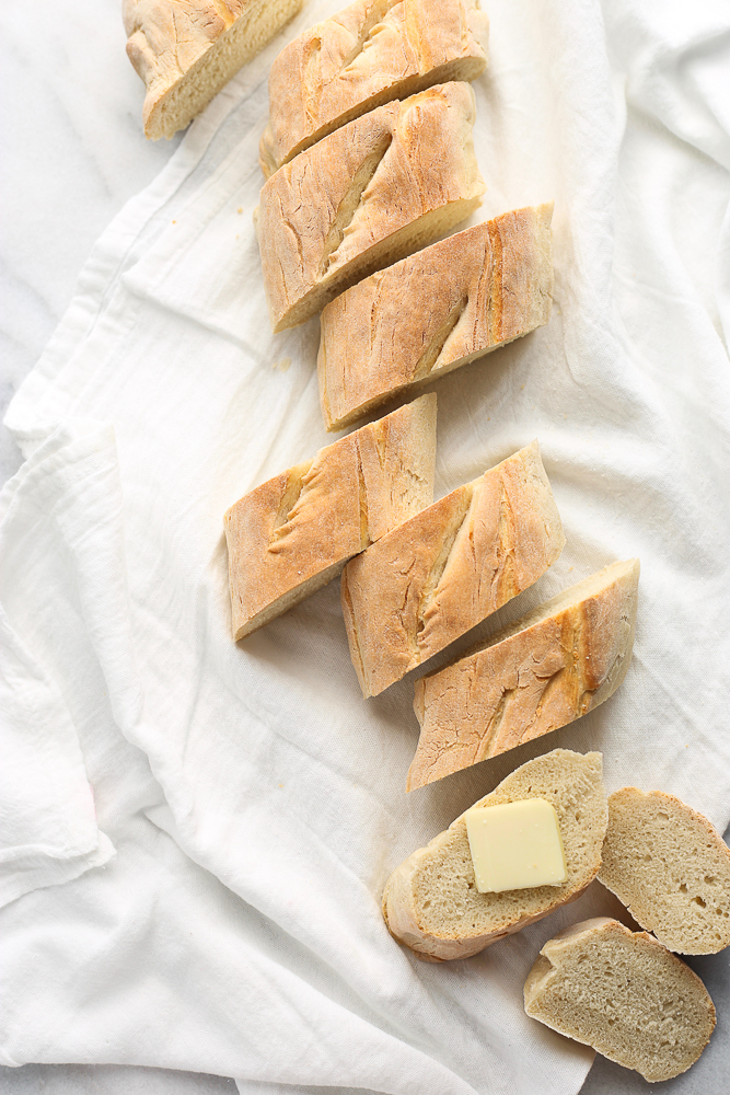 Classic French Bread (with your stand-up mixer) - 3 Scoops ...