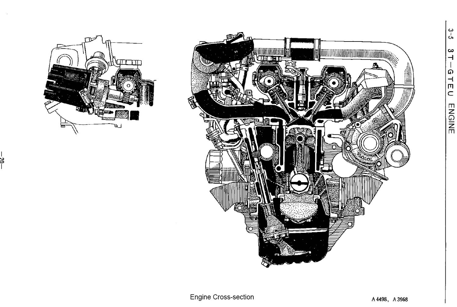 3tgte Technical Documents Inside Engine Repair Info Wanted