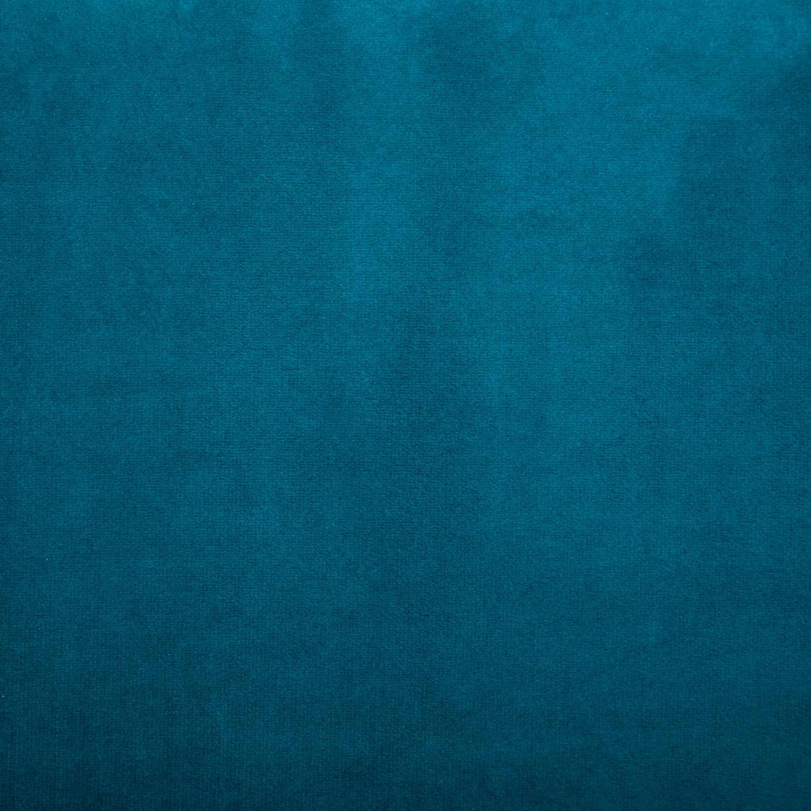 canape banquette jack 3pl velours bleu