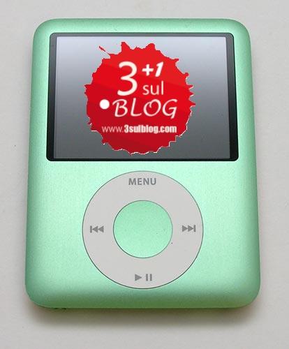 Apple iPod Nano Crash &  Reboot o Riavvio
