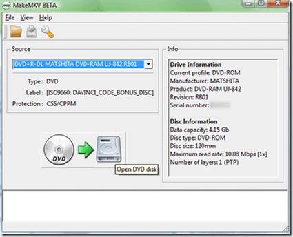 Rippare Blu-Ray per creare i propri MKV