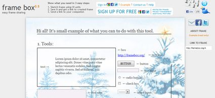 Progettate in anteprima online i vostri siti