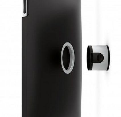 Sistema di fissaggio universale per iPad