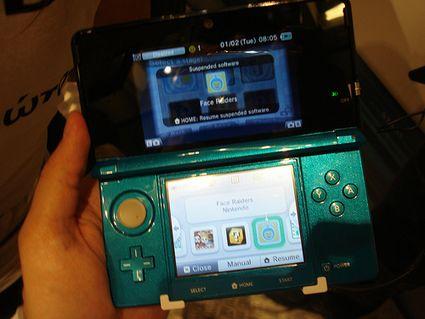 Nintendo 3DS successo epico: più di 100.000 pre-ordinazioni solo in UK