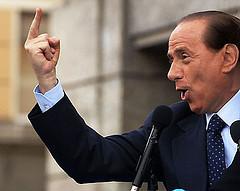 Berlusconi condannato per evasione fiscale