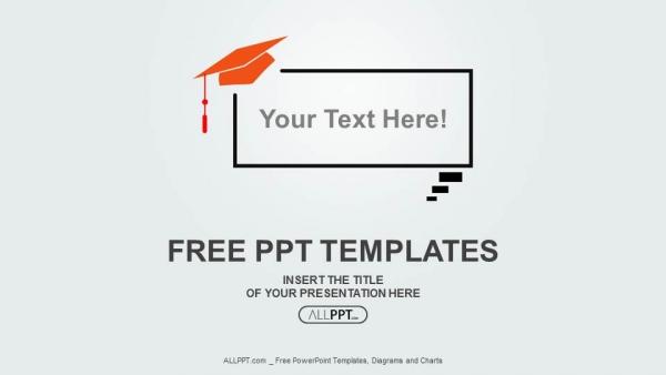 Modelli e sfondi Powepoint per la tua tesi di laurea (gratis)