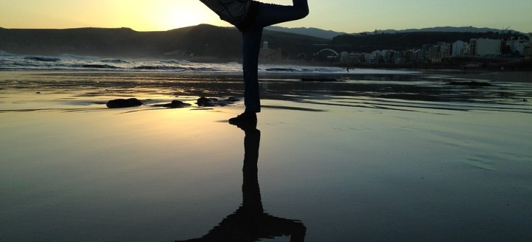 Practice Yoga in Chiang Mai and be a brand new person