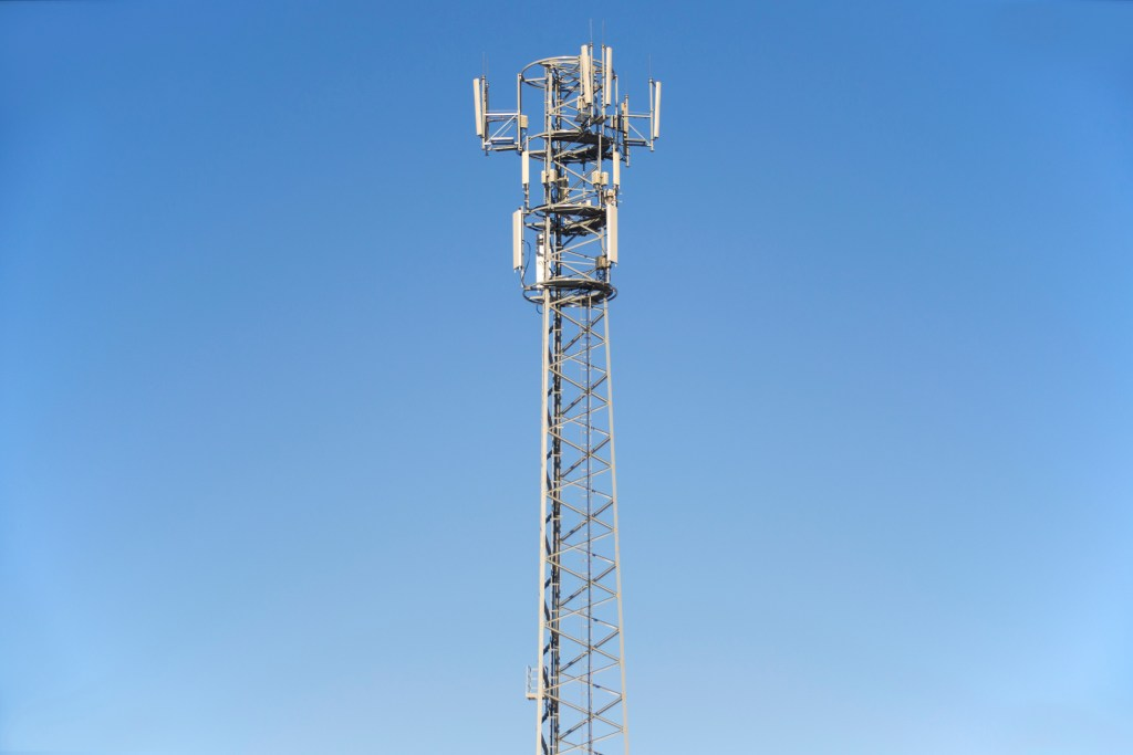 Gen 2 SD-WAN can use cell tower pictured