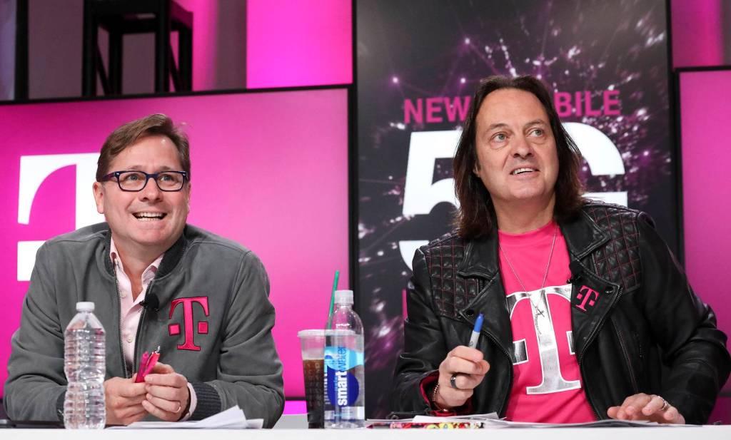 T-Mobile 5G Announcement
