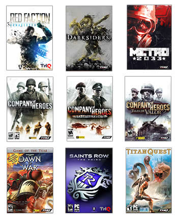 The Humble THQ Bundle