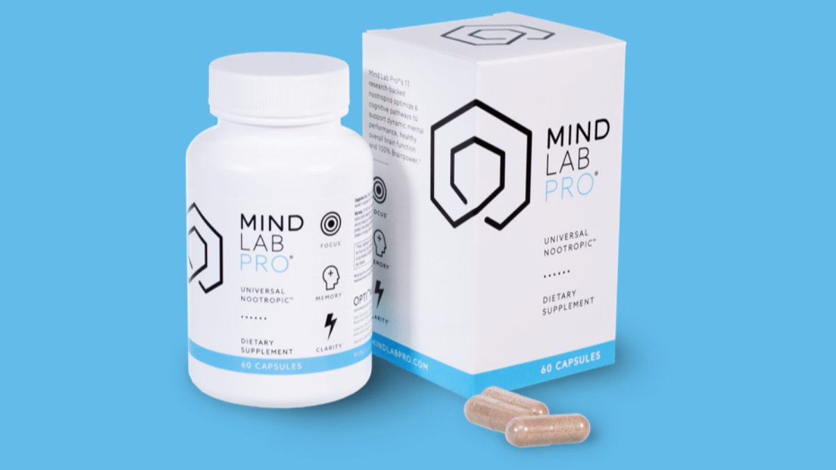 Mental Health Vitamins For Brain Fog
