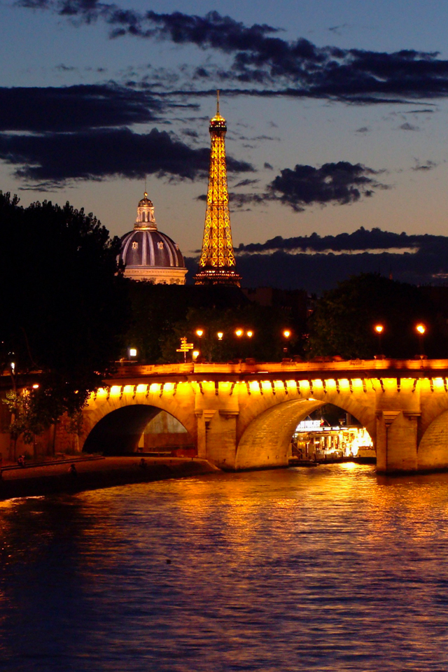 ParisByNight 3W Paris by Night