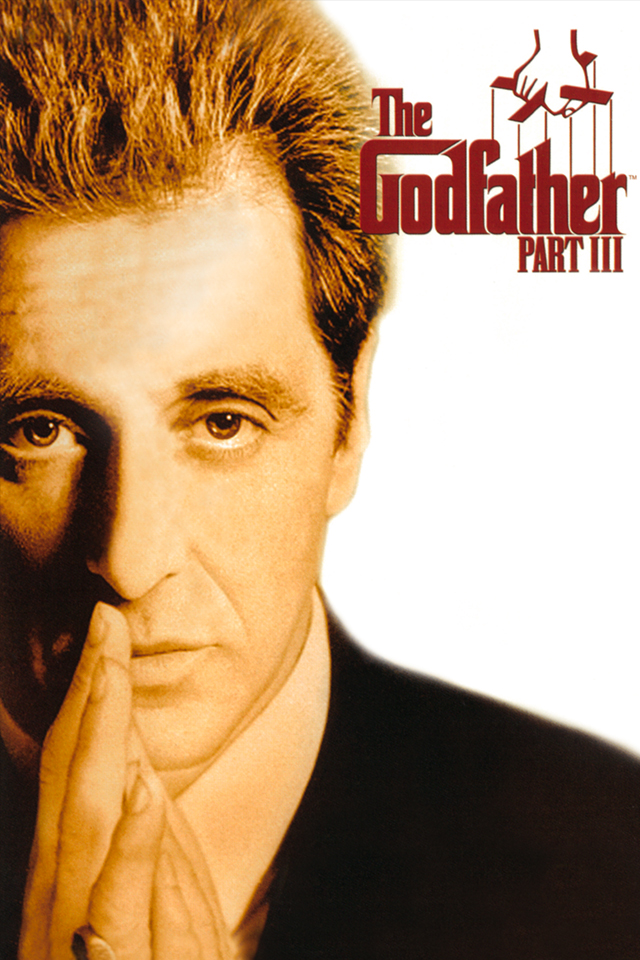 TheGodFather PartIII 3W The Godfather Part.III