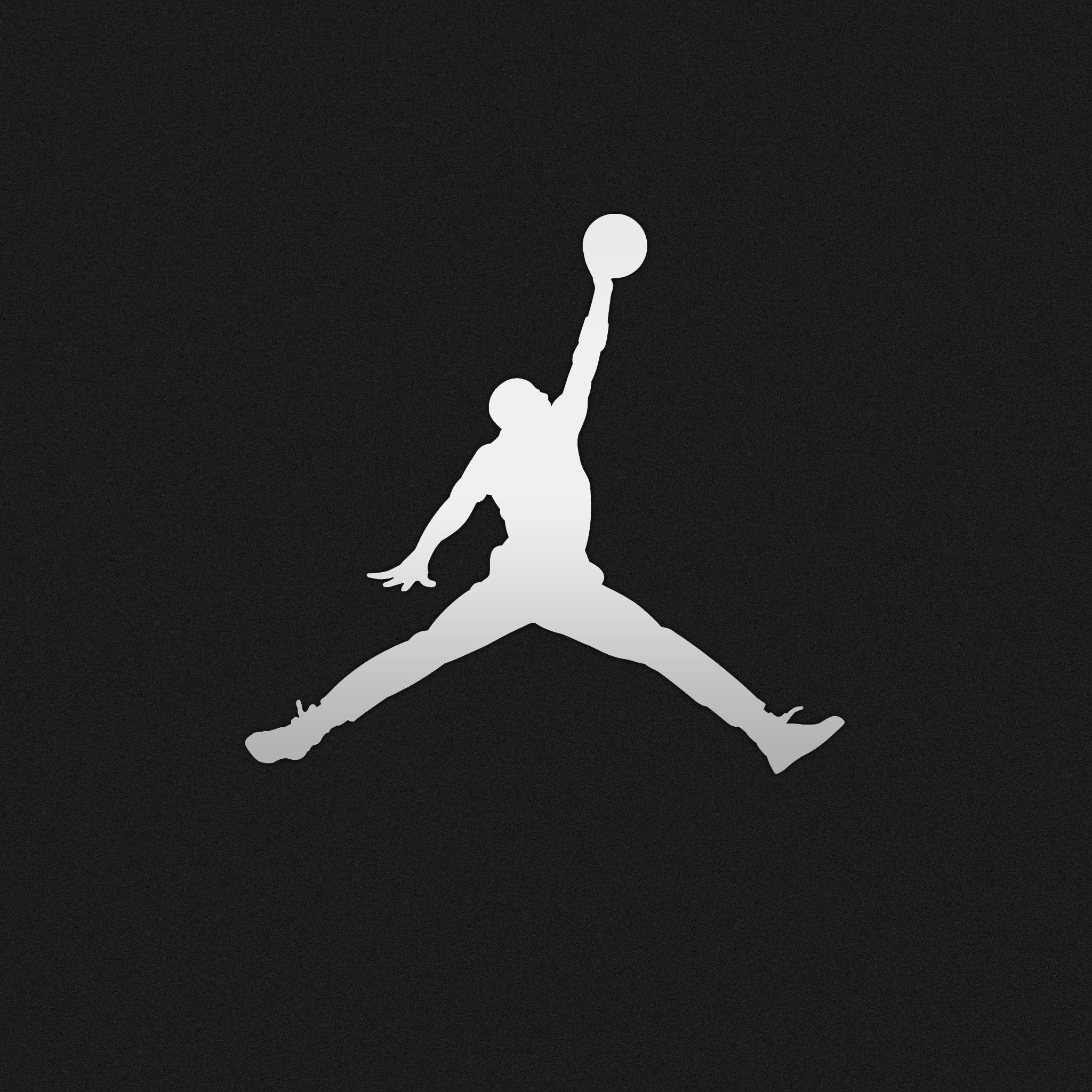 Jordan Logo 3W iPad Jordan   iPad