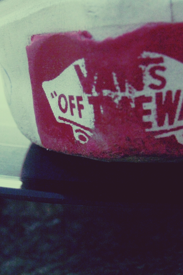 vans of the wall by borisphotography 3W Vans Of The Wall by borisphotography