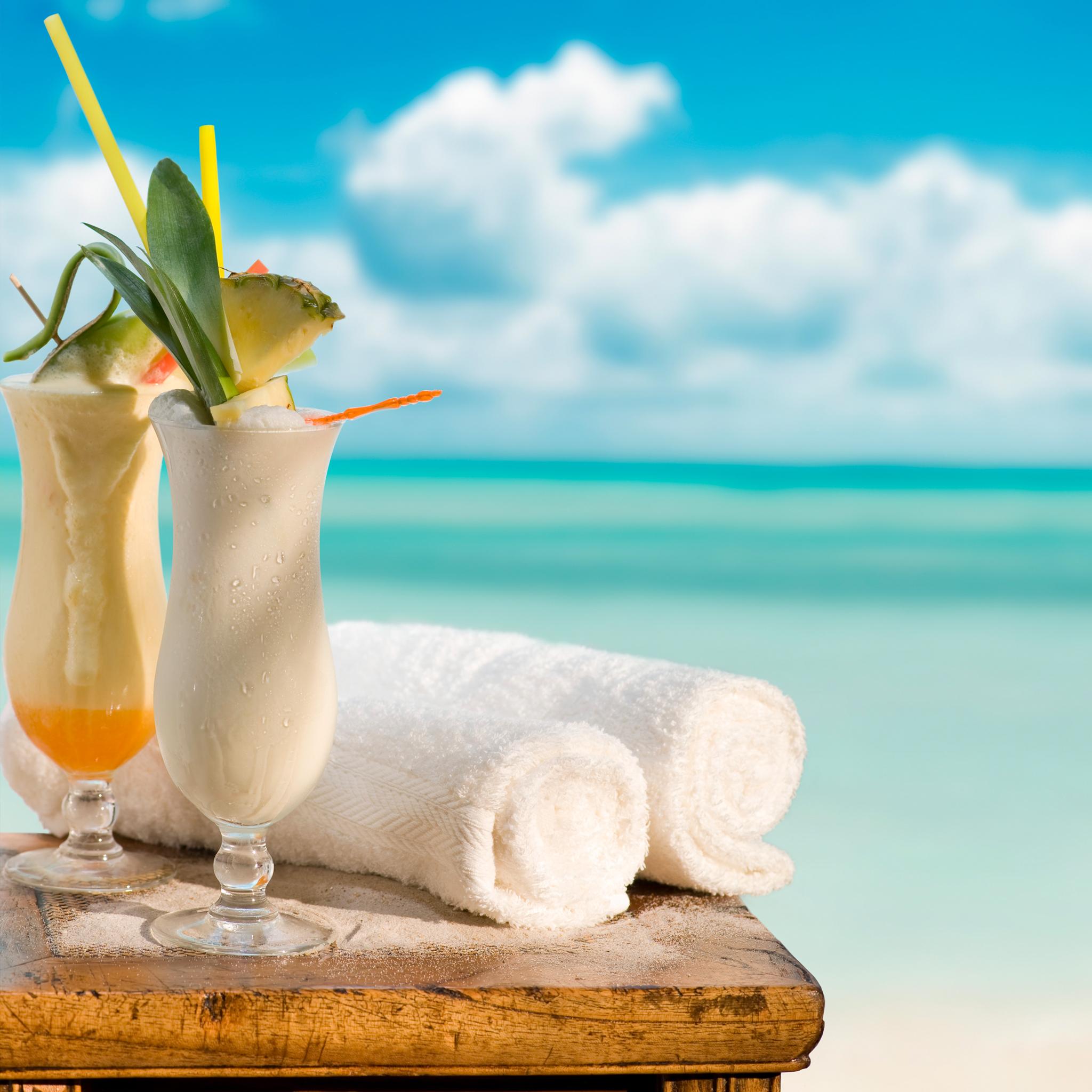 Ocean Paradise 3Wallpapers iPad Ocean Paradise   iPad
