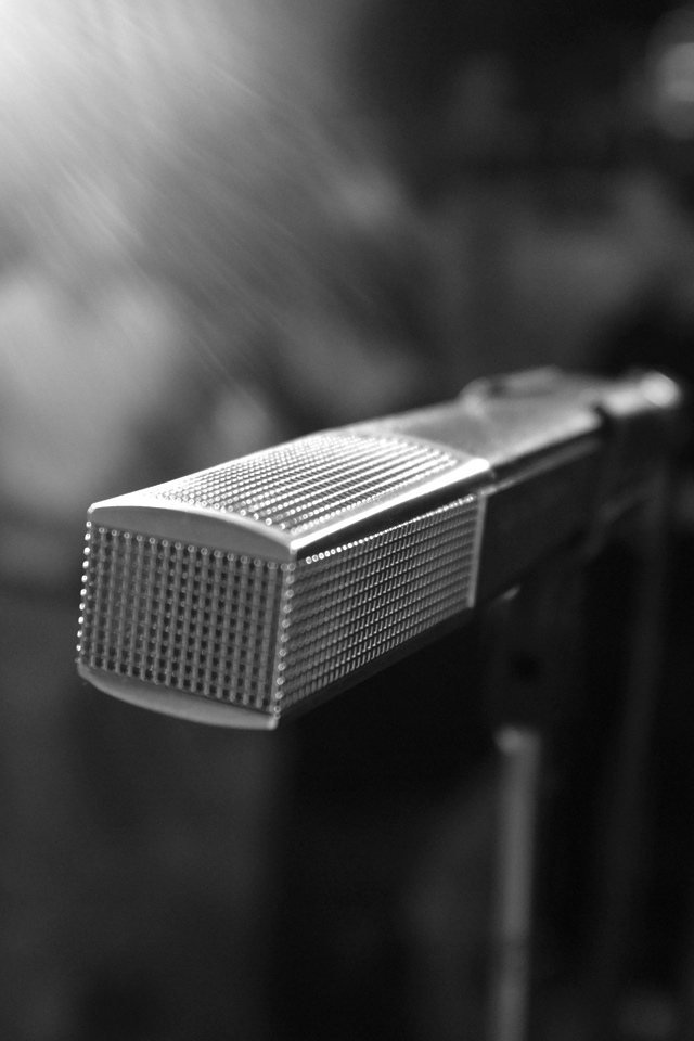 Microphone 3Wallpapers Microphone