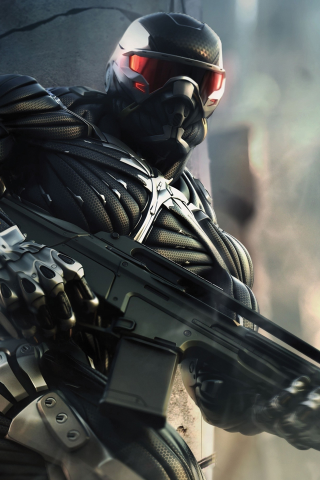 Crysis 2 3Wallpapers Crysis 2