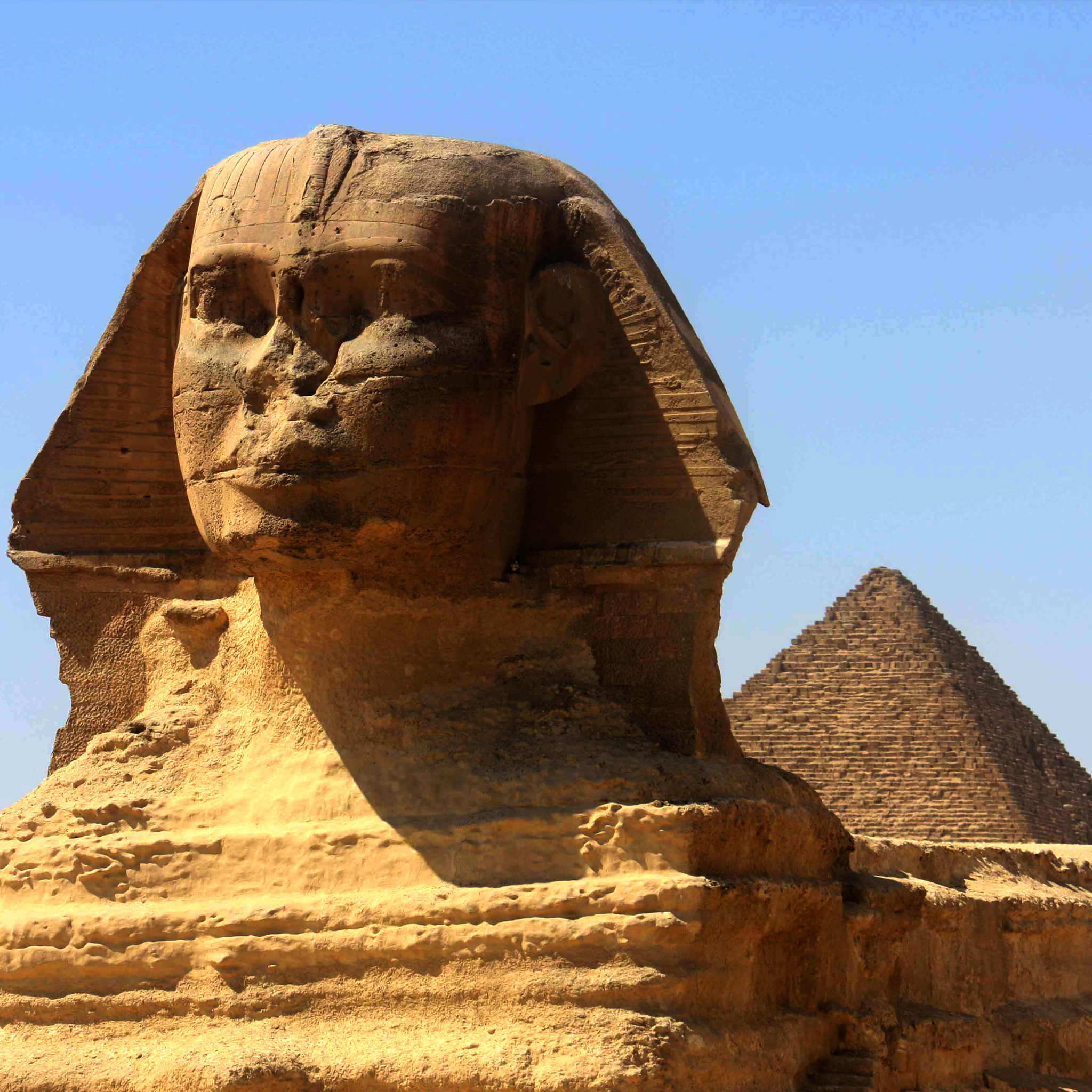 Egypte Sphynx 3Wallpapers iPad Retina Egypte Sphinx   iPad Retina