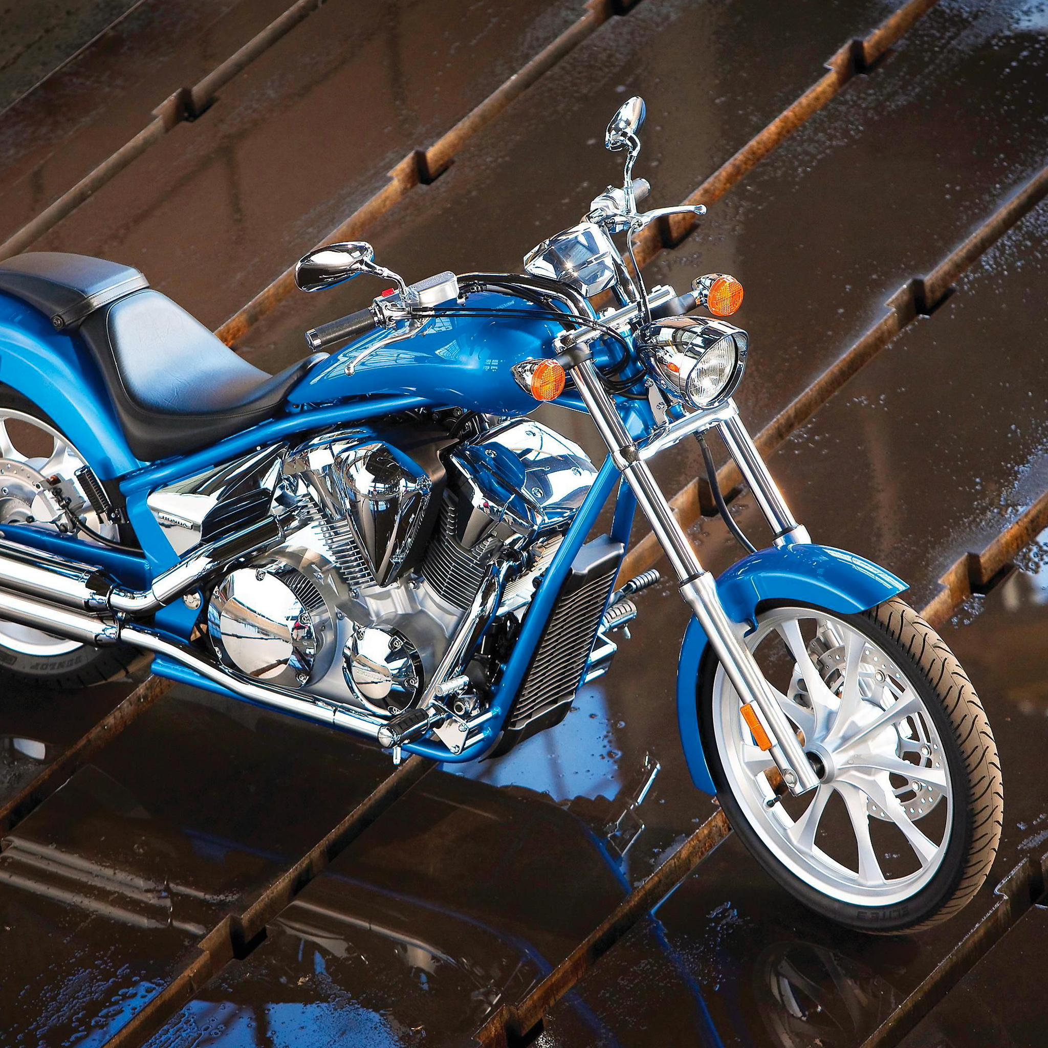 Honda Fury 3Wallpapers iPad Retina Honda Fury   iPad Retina