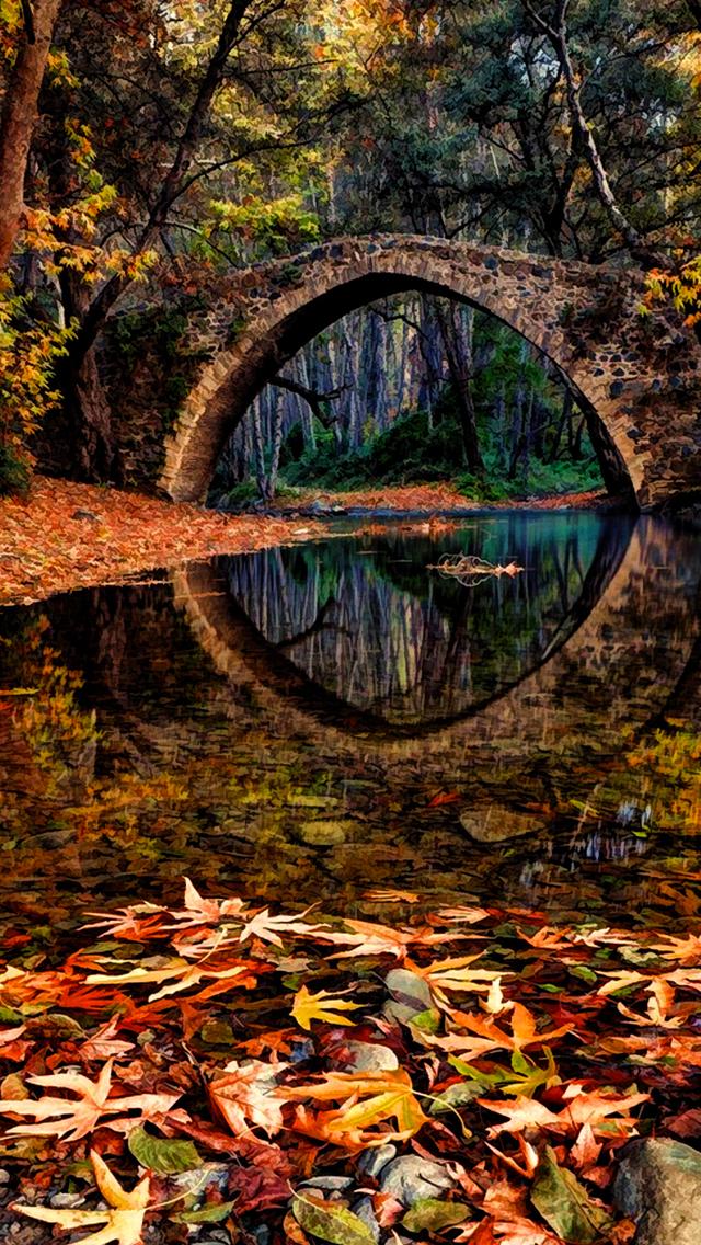 Autumn 3Wallpapers iPhone 5 Autumn
