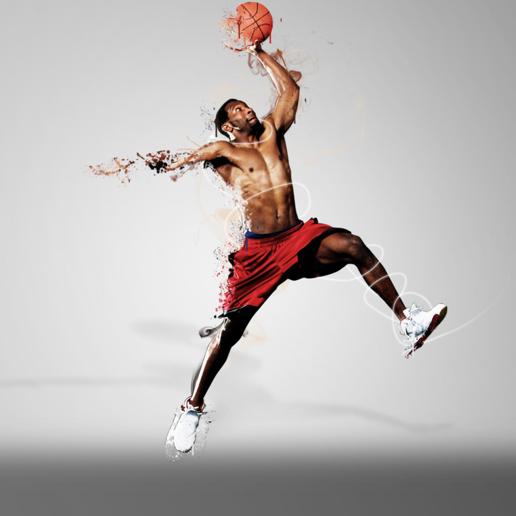 BasketBall 3Wallpapers iPad Retina BasketBall   iPad Retina