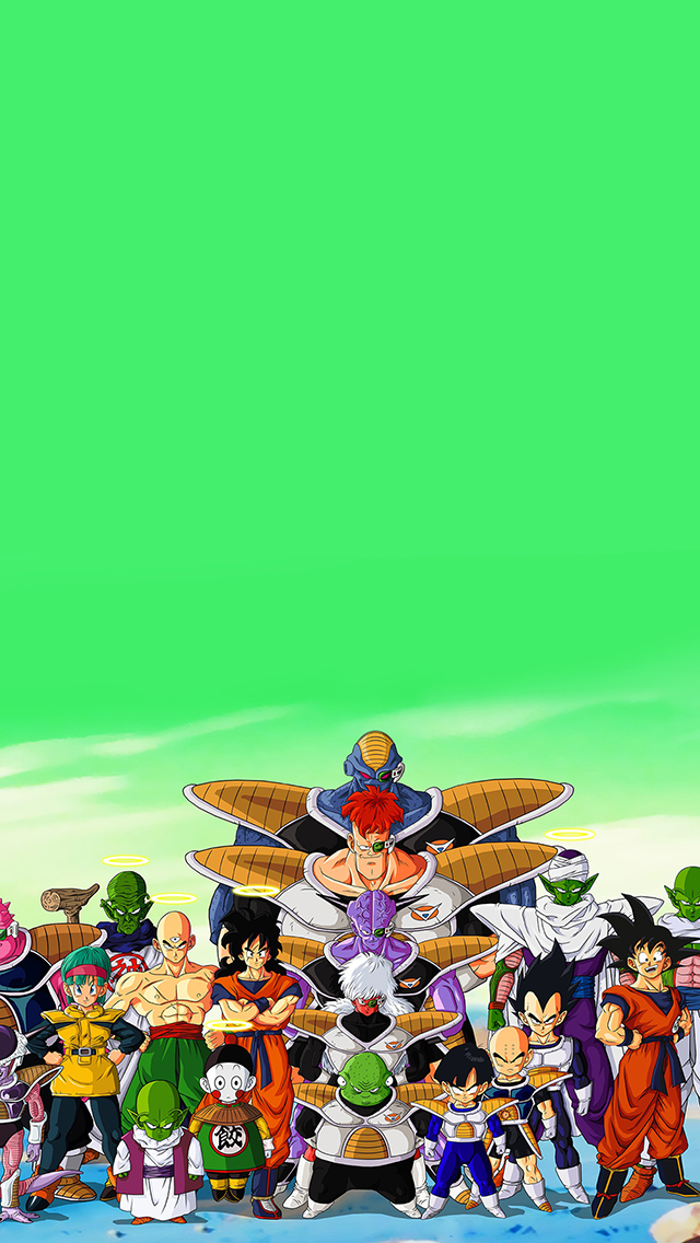 Dragon Ball Z Wallpaper For Iphone 11 Pro Max X 8 7 6 Free Download On 3wallpapers