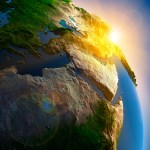 Planet Earth 3D Wallpaper for iPhone X  8  7  6   Free Download on     Planet Earth 3D 3Wallpapers iPhone 5 Planet Earth 3D