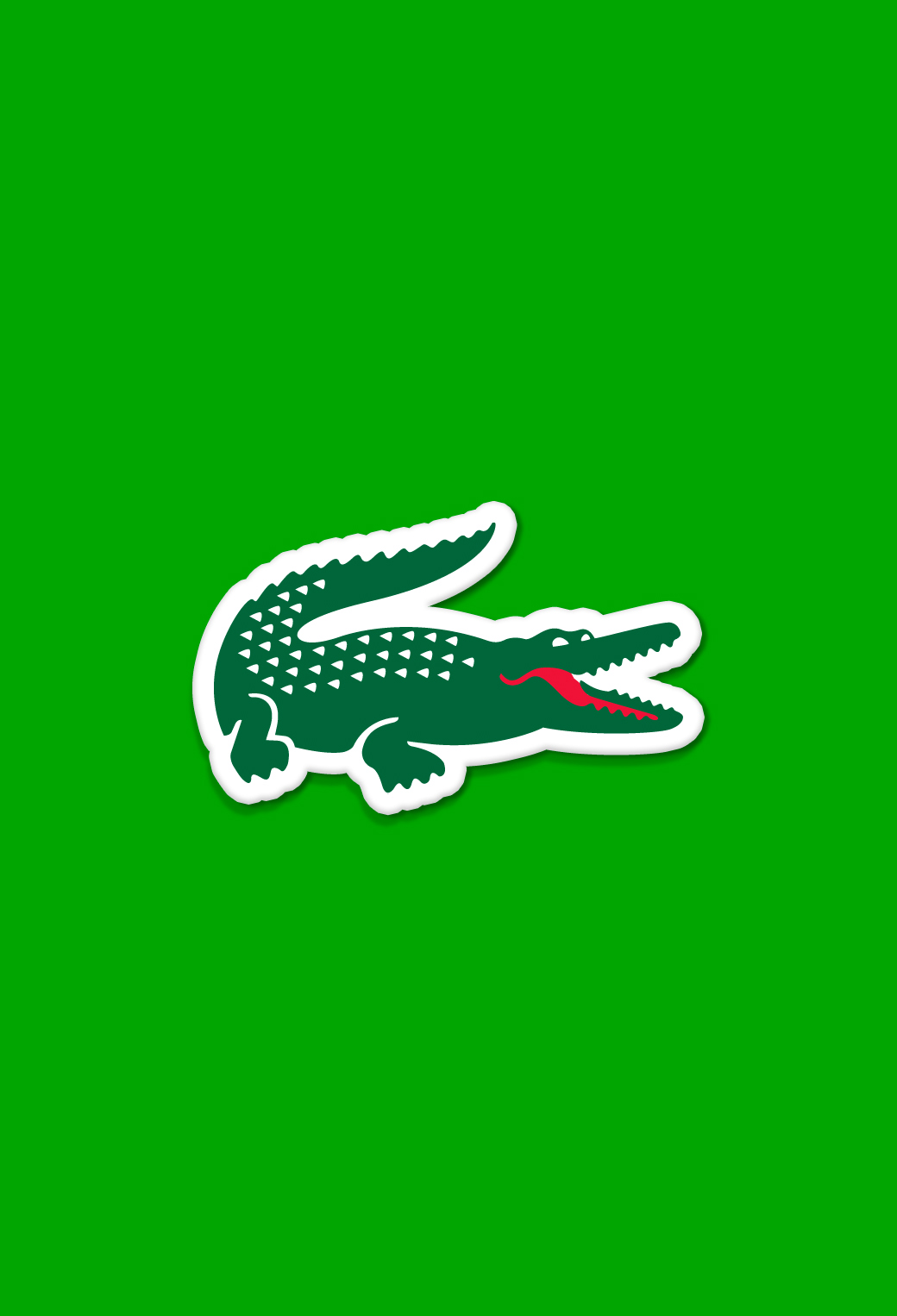 Lacoste 3Wallpapers iPhone Lacoste