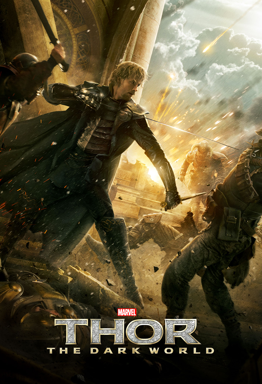 Thor The Dark World 03 3Wallpapers iPhone Parallax Thor The Dark World