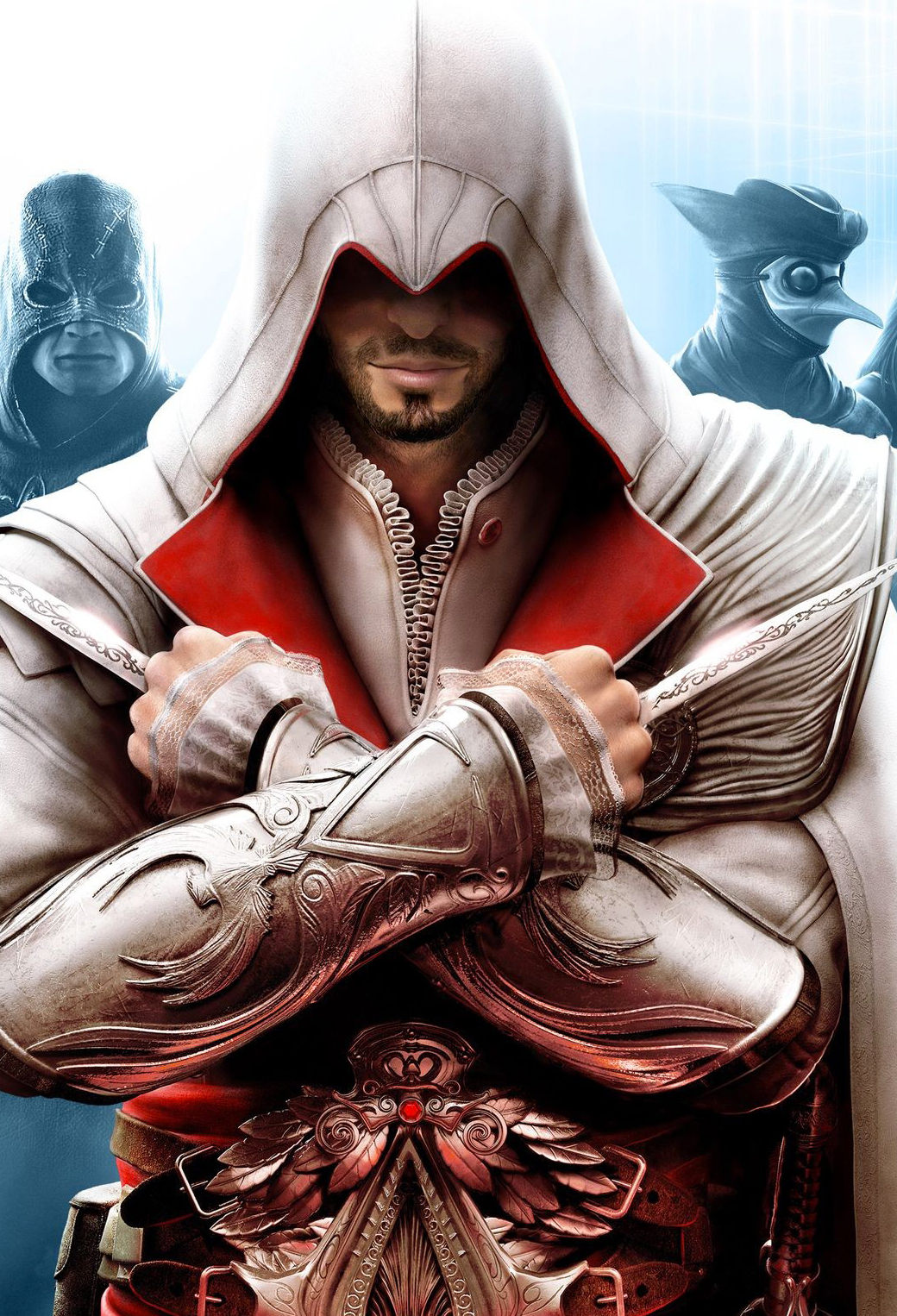 Assassins Screed 3Wallpapers iPhone Parallax Assassins Creed