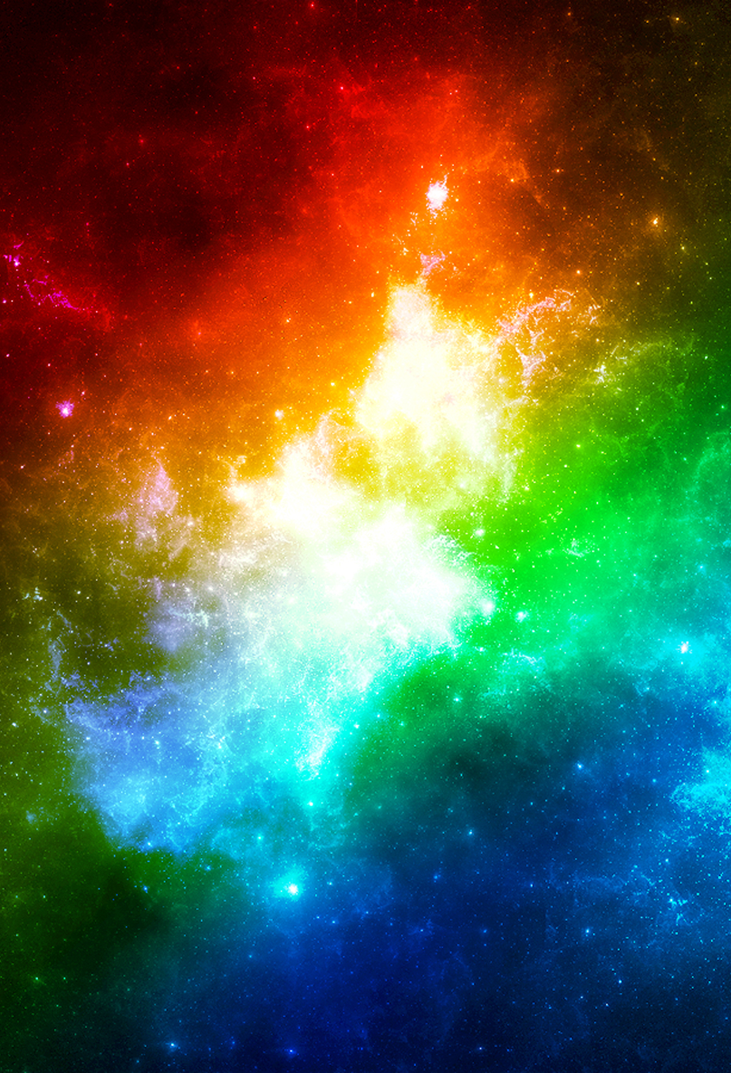 Color Space 3Wallpapers iPhone Parallax Color Space