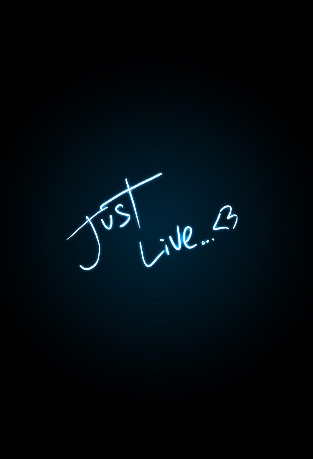 Just Live 3Wallpapers iPhone Parallax Just Live
