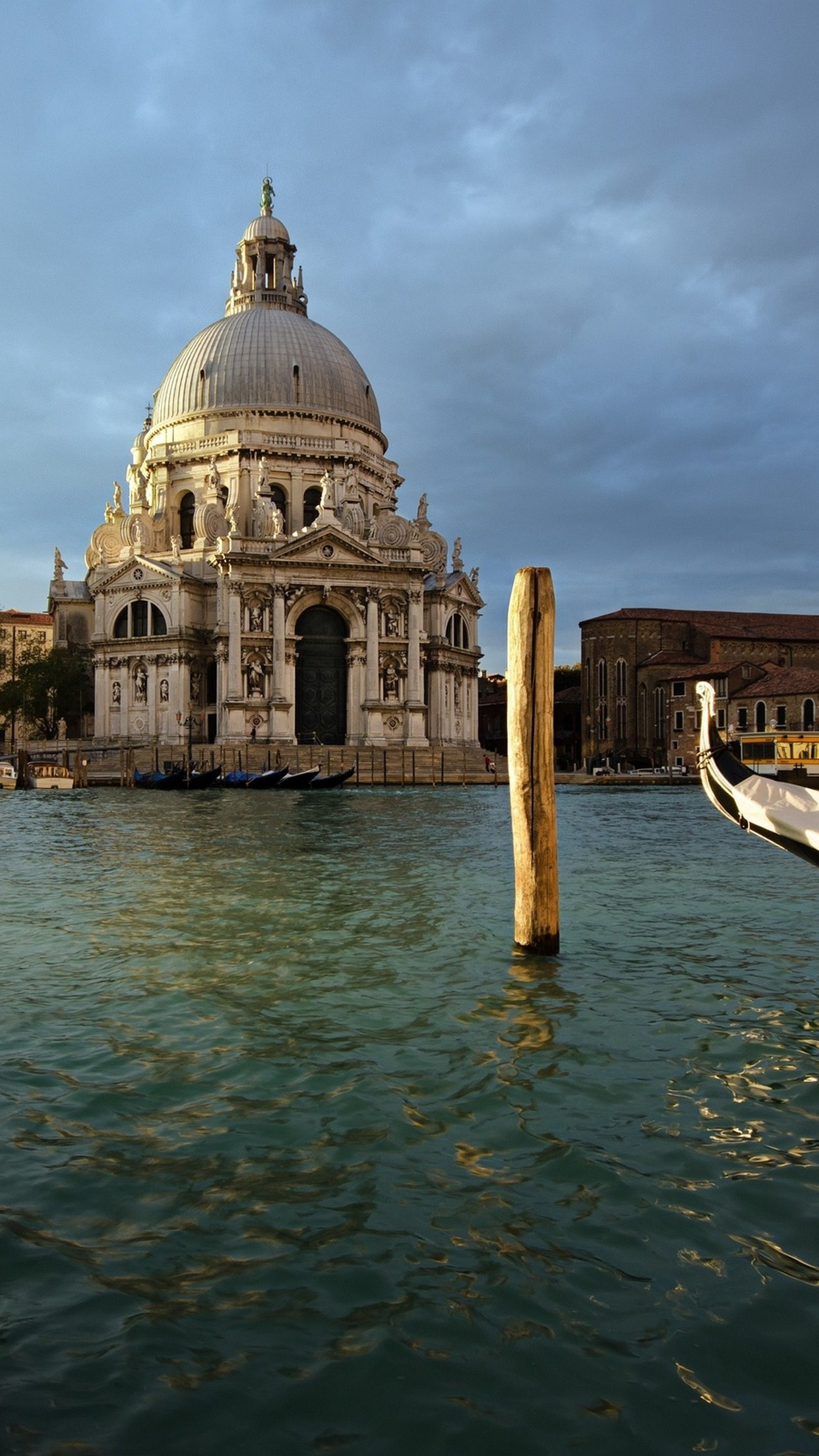 italie venise 3Wallpapers iPhone Parallax Italy Venice
