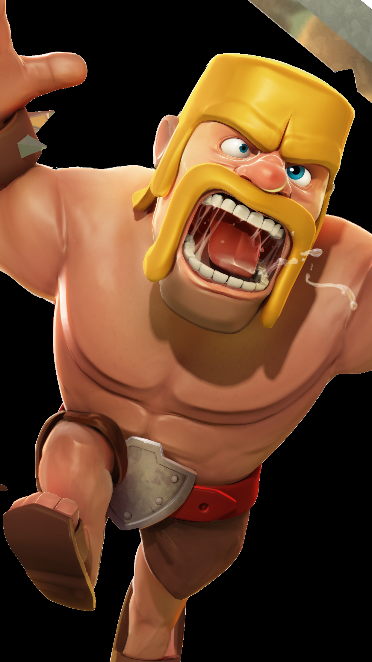 Clash Of Clans Barbaric