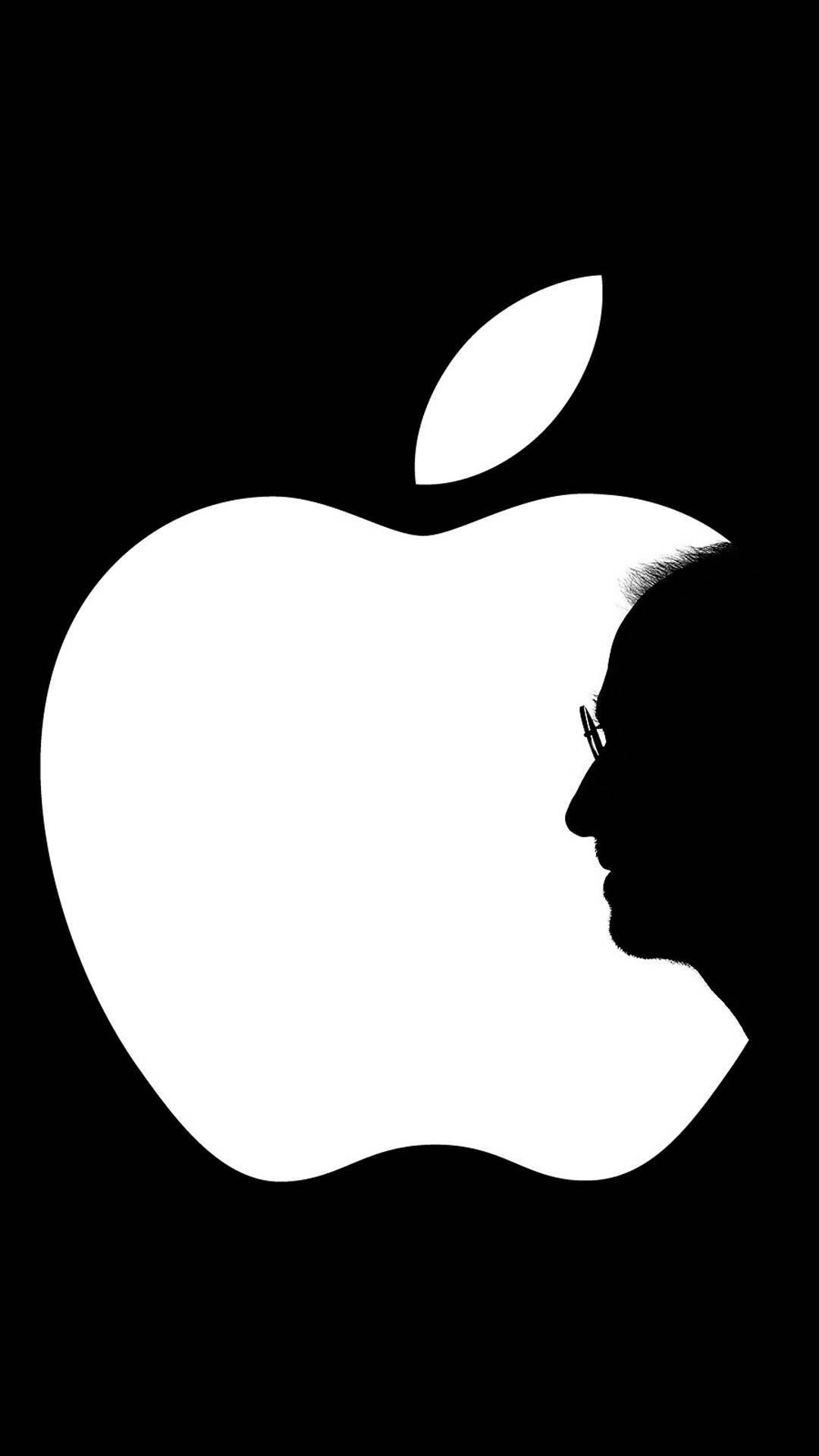 steve jobs 2 3Wallpapers iPhone Parallax Steve Jobs 2