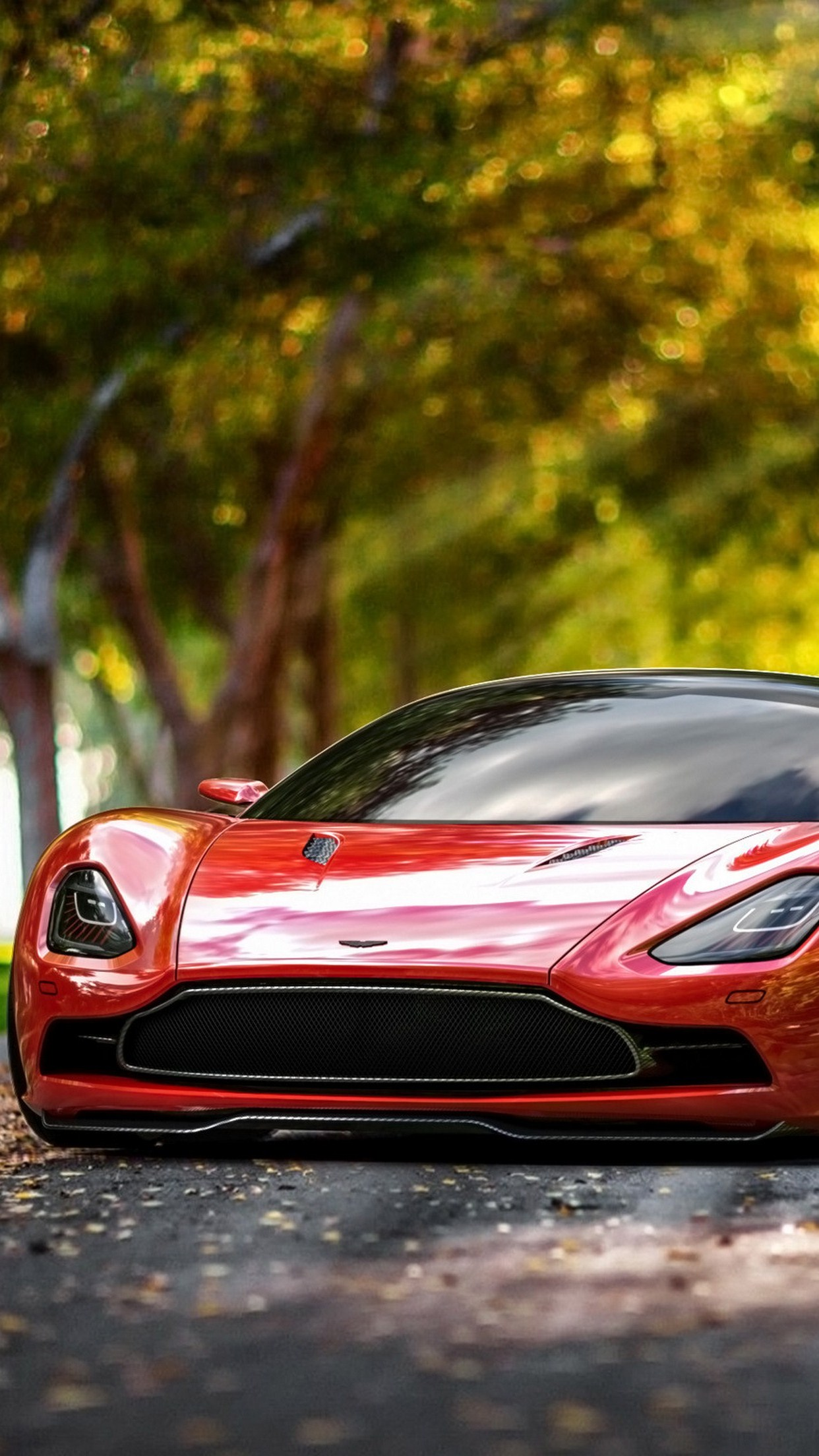 supercars aston martin 3Wallpapers iPhone Parallax Supercars Aston Martin