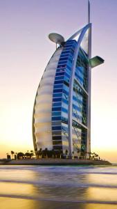 Dubaï Arab Tower 3Wallpapers iPhone Parallax 169x300 Arab tower