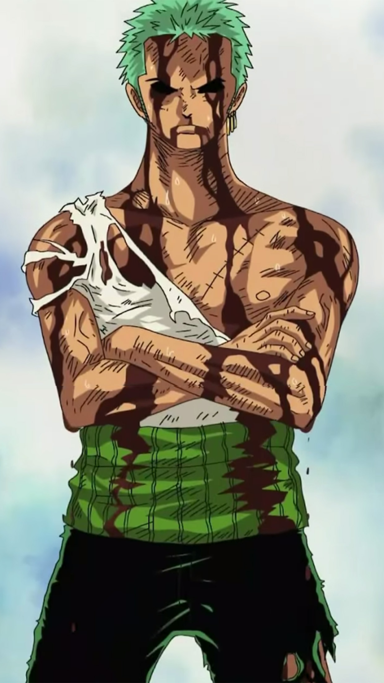 Roronoa Zoro Wallpaper For Iphone 11 Pro Max X 8 7 6 Free Download On 3wallpapers