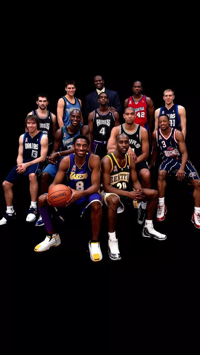 Basketball Team 3Wallpapers iPhone Parallax Basketball Team