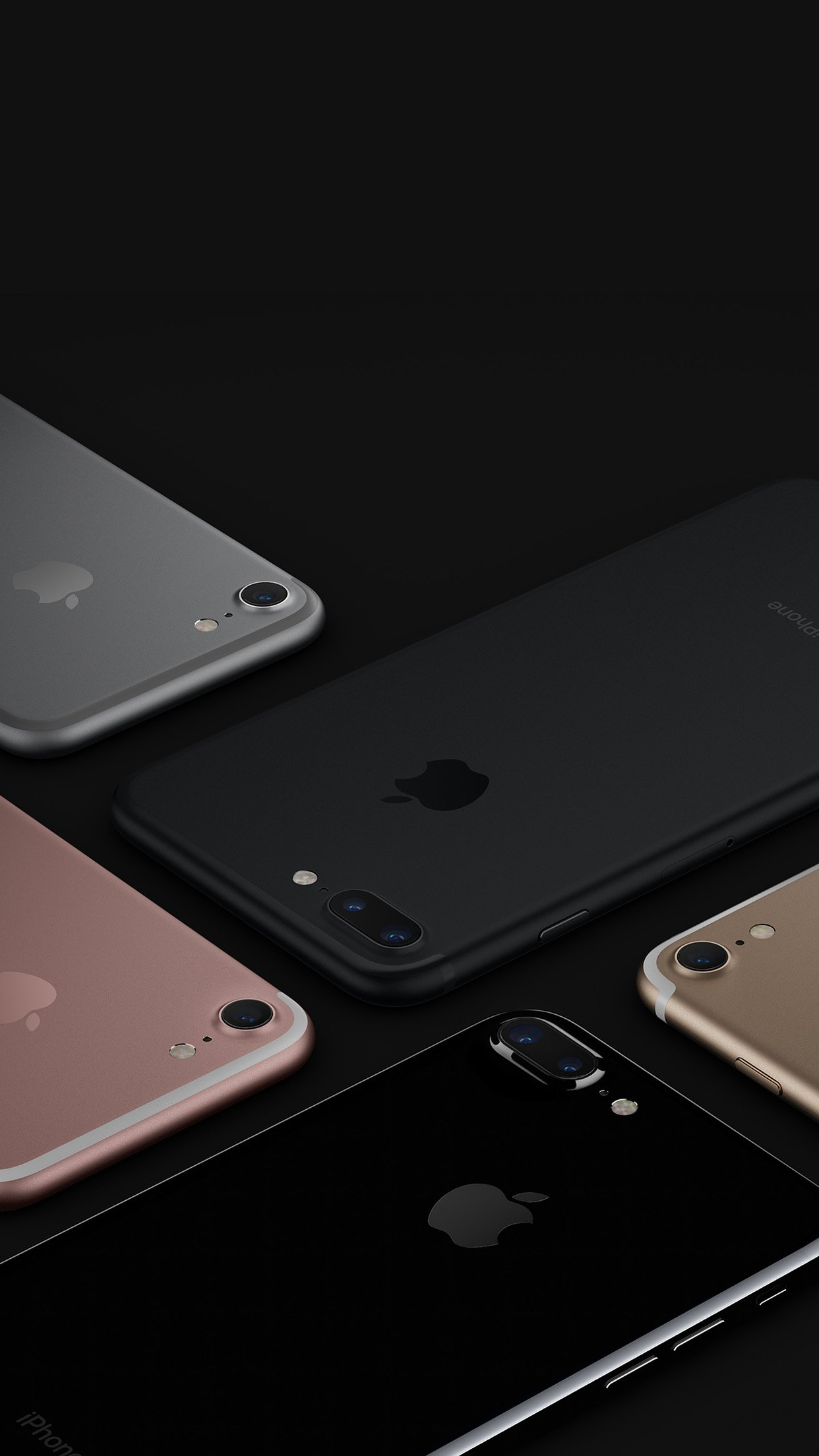 iPhone 7 iPhone 7 Plus iPhone 7 iPhone 7 Plus Colors 3Wallpapers iPhone Parallax iPhone 7, iPhone 7 Plus Colors
