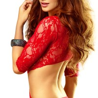 Sexy Girl : In Red