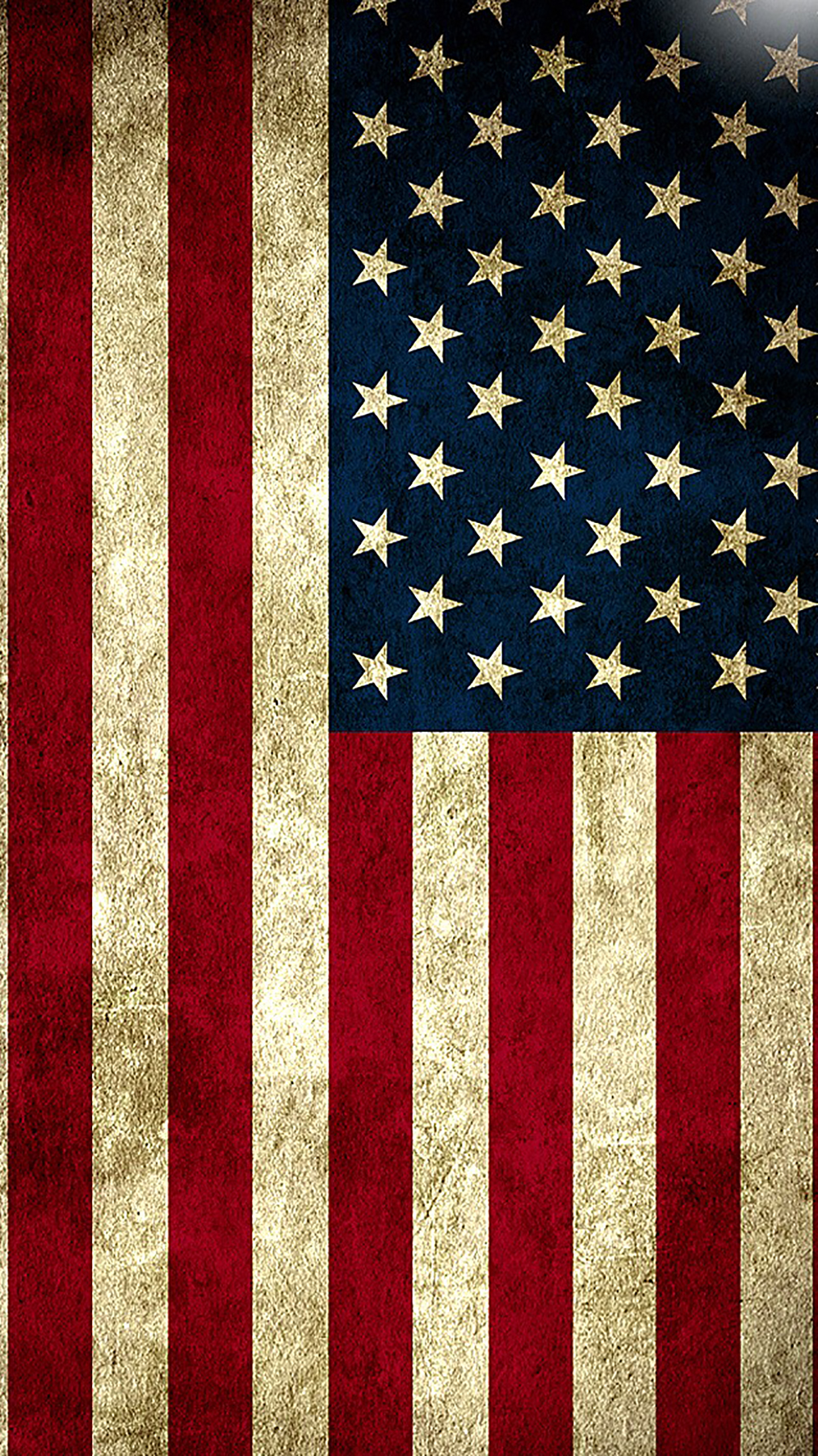 American Flag 3 3Wallpapers iPhone Parallax American Flag : 3